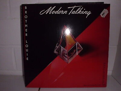 Modern Talking:Brother Louie(Special Long Version) Maxi Single