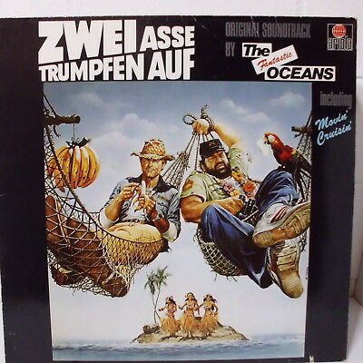 The Fantastic Oceans:Zwei Asse trumpfen auf Lp Bud Spencer Terence Hill