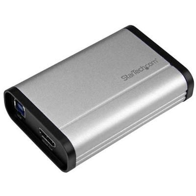 StarTech USB 3.0 Capture Device for HDMI Video - 1080p 60fps