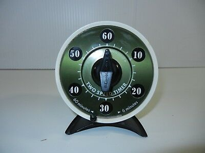 MARK TIME Two Speed Kitchen Timer