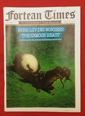 Fortean Times issue 40