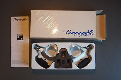 nos nib Campagnolo Record QR Pedale clipless pedals PD-12RE 1995 vintage Look