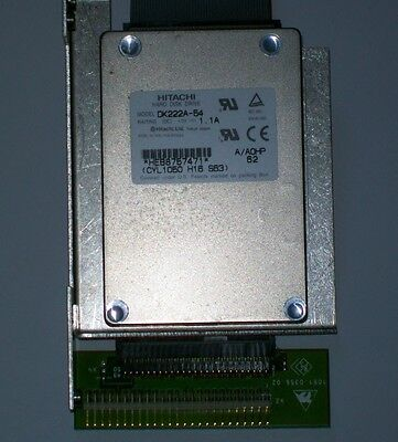 Rohde & Schwarz CMD55 GSM DCS Funkmessplatz test set spare part # 12 hard disk