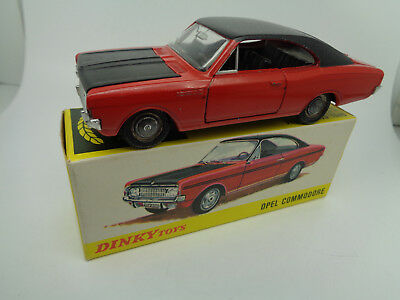 French Dinky 1420 Opel Rekord Commodore fantastic original vintage boxed