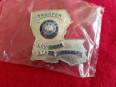 Louisiana State trooper hallmarked