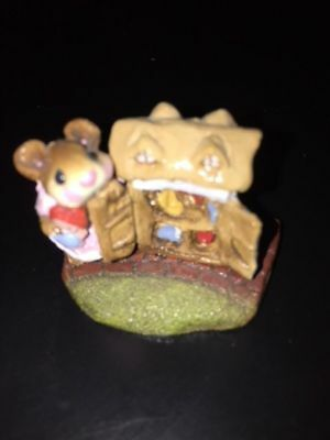 """Wee Forest Folk """"Mousey's Dollhouse"""" M-102"""