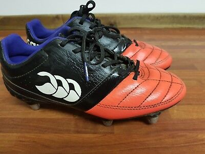 canterbury rugby boots kids size 2