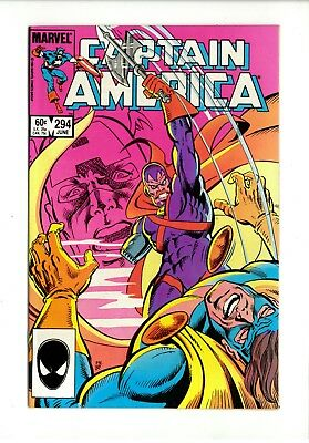 Captain America # 294 Nm- Marvel. June 1984