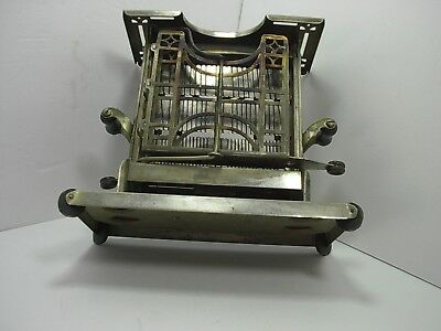 Antique Toaster Universal E947 1920s Electric Landers Frary & Clark Swing Door
