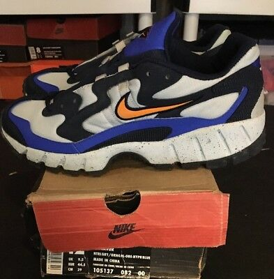 Vintage Nike Air Terra Endeavor 12 Women Ds