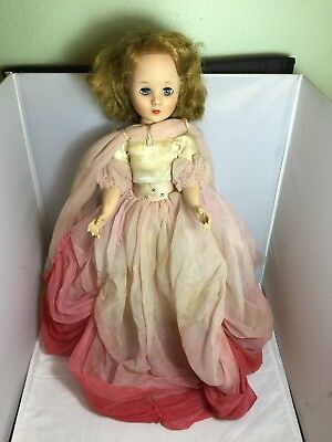 Vintage  Composition Doll  18'' Tall