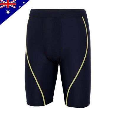 Mens Compression Shorts Skins - ALL Sizes AU