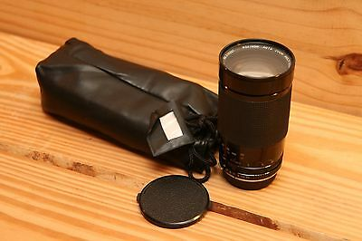 Rokinon 35-200mm Zoom Lens F3.5/4.5 for Olympus Cameras