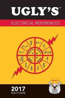 Ugly's Electrical References 2017, Paperback by Jones & Bartlett Learning (CO...