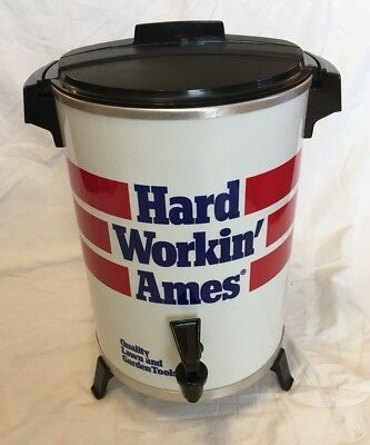 Vintage West Bend Party Perk 30 Cup Coffee Maker - Ames Lawn & Garden Tools