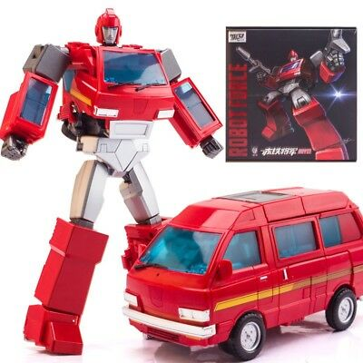 Weijiang Transformers MPP27 Ironhide Robot Force Action Figure AUTOBOT TOY Gift