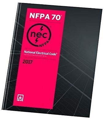 *4 DAYS FAST DELIVERY BY FedEx* - National Electrical Code 2017 by NFPA, US ED.