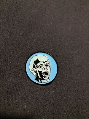 Friday the 13th Jason Voorhees Enamel Lapel Pin Ratknife Theater of Creeps