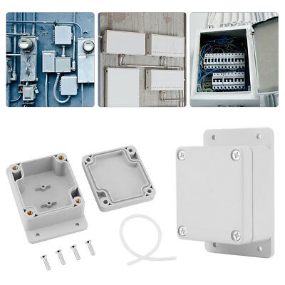 IP65/IP66 Dustproof Project Enclosure Outdoor Waterproof Wiring Junction Box stw
