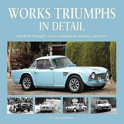Works Triumphs in Detail, Hardcover by Robson, Graham; Clay, Simon (PHT), Bra...