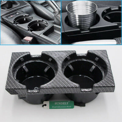 Front Center Console Cup Holder For Bmw 3 Series E46 2004 2005 2006 2007