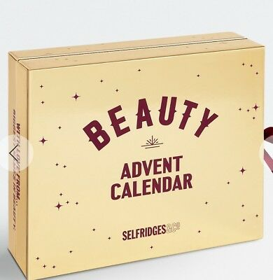 New ~ Selfridges Beauty Advent Calendar 2017 ~ Luxury Skincare & Make Up