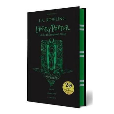 Harry Potter and the Philosopher's Stone - Slytherin Edition (Format:Hardback)