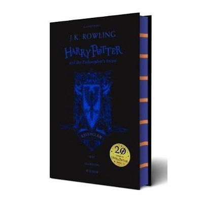 Harry Potter and the Philosopher's Stone -Ravenclaw Edition (Hardback | English)