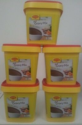 Maggi Rich Gravy Mix  The Gold Medal In Gravy Mix 1Kg 2Kg 3Kg 4Kg 5Kg 7.5Kg 10Kg