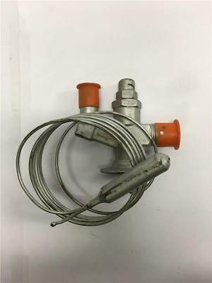 """1964-66 64.5  65 66 MUSTANG C9ZZ19849A EXPANSION VALVE 3//8/""""  X  1//2/"""" FLARE"""