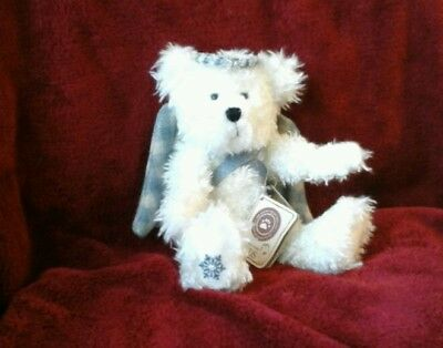 Boyds  Bear plush figure  Haley Angelfrost toy