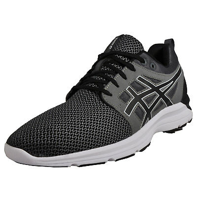 f40fbdce ASICS GEL TORRANCE Mens Running Shoes Fitness Gym Workout Trainers Carbon