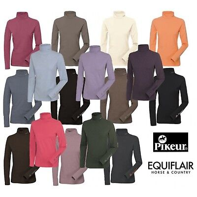 Pikeur Sina Roll Neck Top with Long Sleeves / Base Layer - Ladies