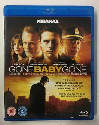 Gone Baby Gone [Blu-ray] Used, Damaged Sleeve
