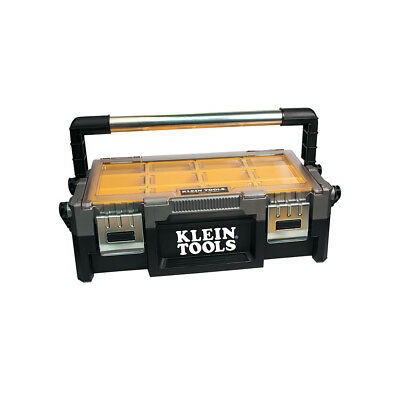 NEW - Klein Tools VDV000-133 18-Compartment VDV ProTech Transport Tool Case