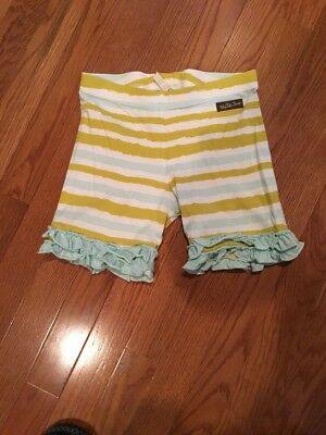 Matilda Jane More Than Frills Shorties Hello Lovely Spring 2015 Size 10 EUC