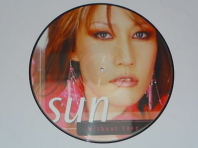 "Picture Vinyl Sun "" Without Love "" NEU"