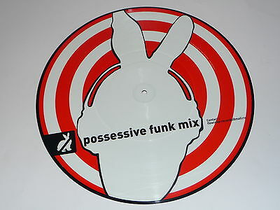 "Picture Vinyl "" possessive funk mix & high voltage mix "" Neu"