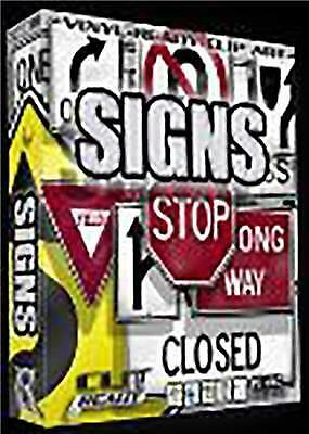 Wow - Over 1600 Images - Vector Sign Templates Clip Art For Signs Vinyl Plotter