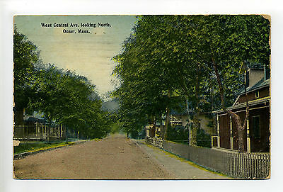 Cape Cod Onset Wareham MA Mass West Central Ave, homes, 1915