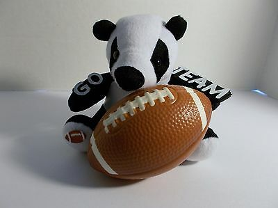 Sports Panda Bear  (engages in a lot of fun activities like sports)