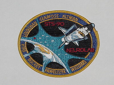 NASA Aufnäher Patch STS-90 Space Shuttle Columbia