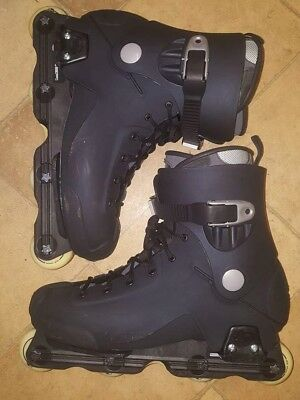 RB Swindler old school inline skates boxed aggressive roller blades