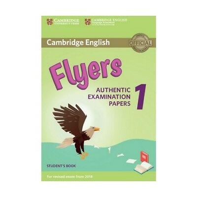 Cambridge English Young Learners Test Flyers 1 for revised exam from 2018, Stu..