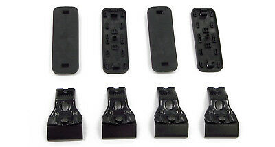 Rhino Rack DK180 Pad and Clamp Fitting Kit for Roof Rack