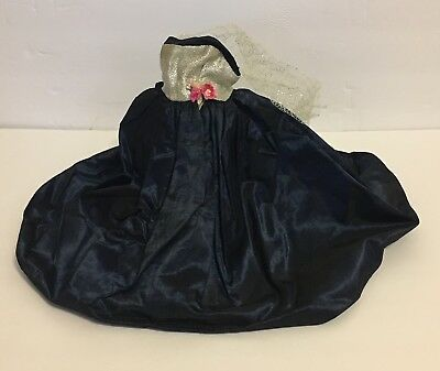 """Vintage Untagged Madame Alexander Dress Gown For A 20"""" Cissy Doll"""