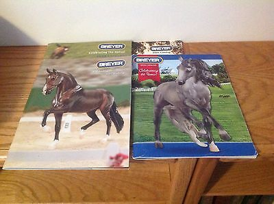 Breyer Catalogues 2005,2006,2007,2010, 2013 add on
