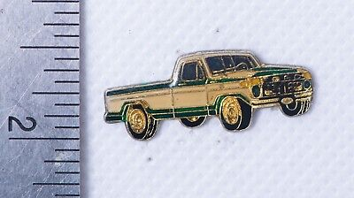 Ford Truck Vintage Collectible Cloisonne Enamel Vehicle Pin