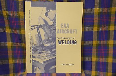 """Vintage Aircraft """"WELDING"""" EAA Aircraft  File Number Two"""