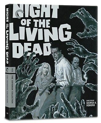 Night of the Living Dead - The Criterion Collection (Restored) [Blu-ray]